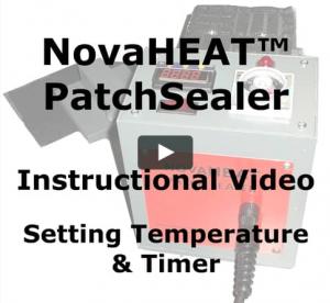 NovaHEAT™ PatchSealer